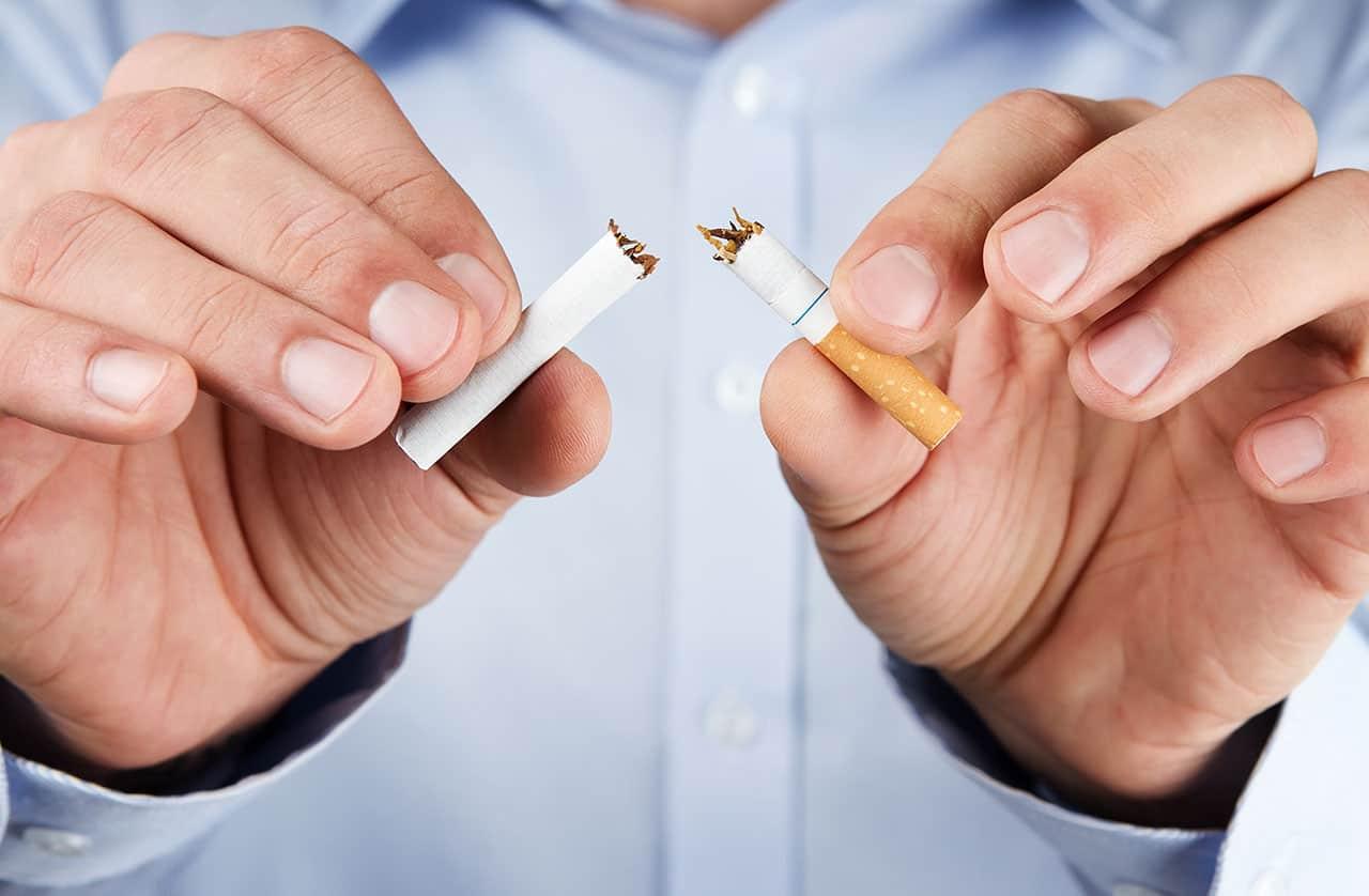 Το κάπνισμα προκαλεί σε κάποιους κόπωση, η οποία υποχωρεί μετά τη διακοπή του.
