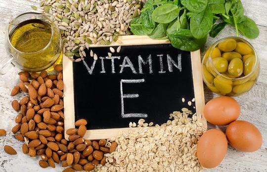 η βιταμίνη Ε μπορεί να μειώσει τις πιθανότητες εμφάνισης χρόνιων πνευμονικών παθήσεων