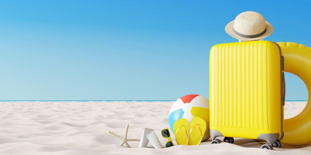 Μαζί με τα ρούχα, τον εξοπλισμό κ.λπ. πρέπει να αφήσουμε χώρο στις αποσκευές μας και για το φαρμακείο των διακοπών μας.