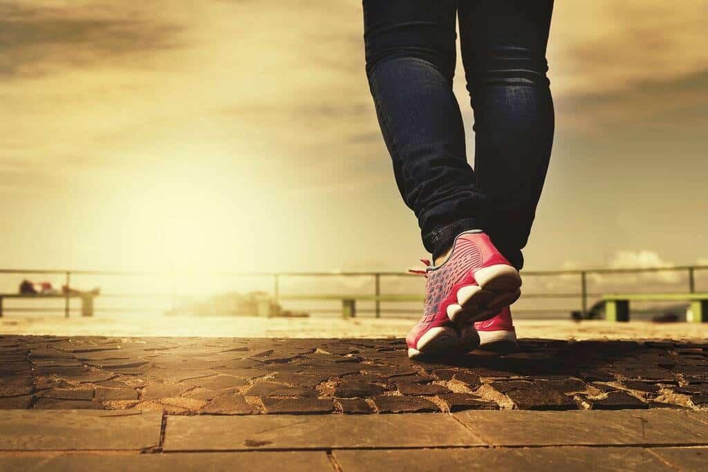 Τα Οφέλη του Περπατήματος