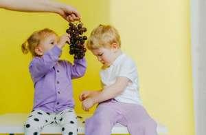 Πολλά παιδιά αρνούνται να φάνε υγιεινές τροφές και ιδιαίτερα φρούτα και λαχανικά.