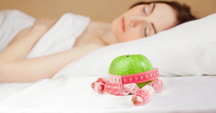 Ένας 8ωρος ύπνος το βράδυ αντιστοιχεί σε κατανάλωση ενέργειας που ισοδυναμεί με 480 θερμίδες.