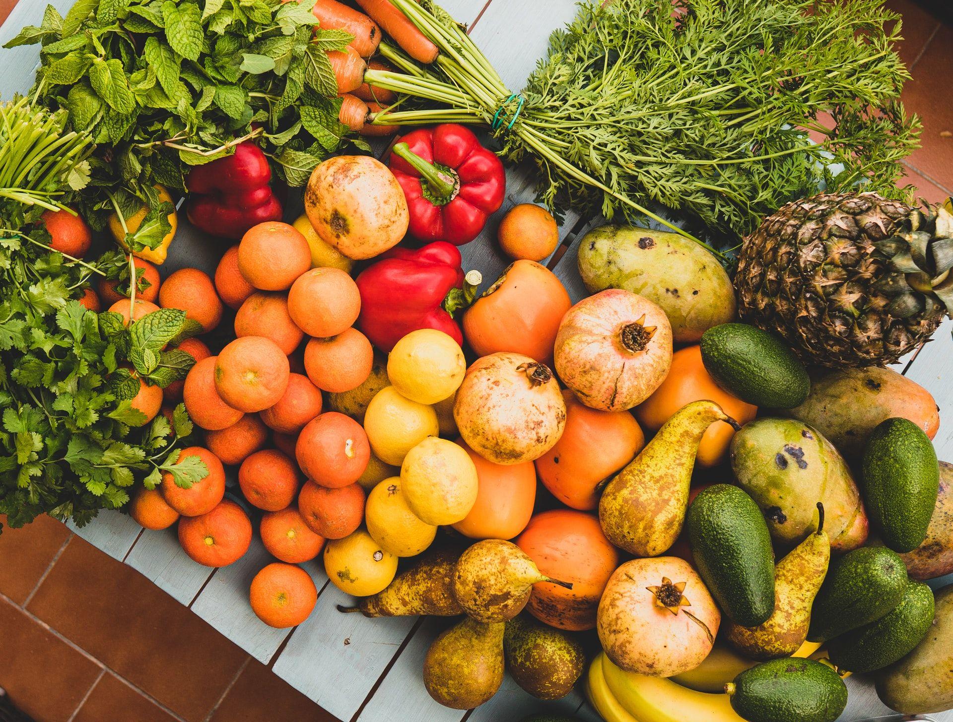 Οι βιταμίνες είναι αναπόσπαστο κομμάτι της διατροφής και θα πρέπει να συμπεριλαμβάνονται σε κάθε γεύμα.