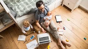 10 Συμβουλές για Εργασία από το Σπίτι