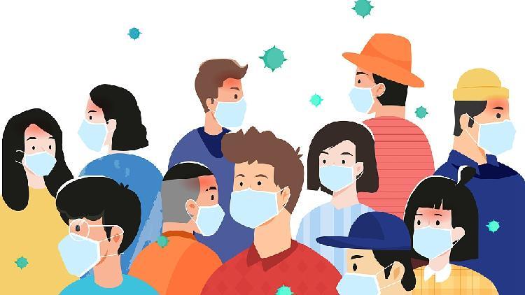 Κορωνοϊός - Οι Μάσκες Προσώπου δεν Στερούν από το Αναγκαίο Οξυγόνο Όσους τις Φοράνε.