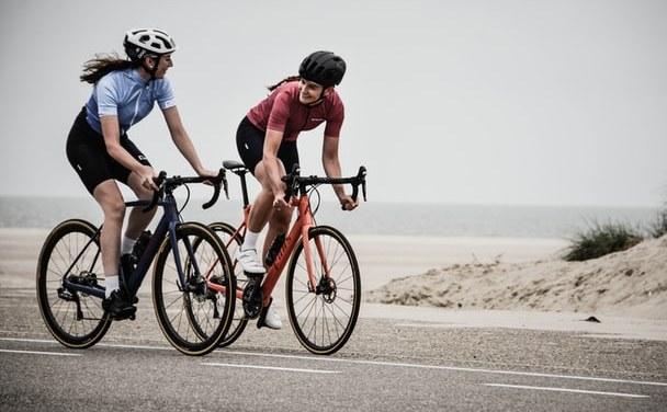 Όταν αντί για στατικό ποδήλατο κάνετε ποδηλασία στο βουνό παίρνετε κυριολεκτικά μια ανάσα καθαρού αέρα.