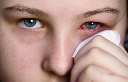 Πού Οφείλεται ο Πόνος Πίσω από τα Μάτια;
