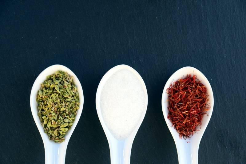 Το σαφράν είναι ένα από τα πιο ακριβά μπαχαρικά στον κόσμο.