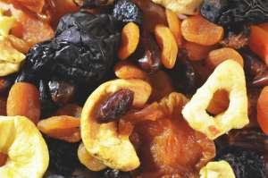 Τα αποξηραμένα φρούτα είναι μια από τις καλύτερες επιλογές σνακ που μπορείτε να κάνετε.