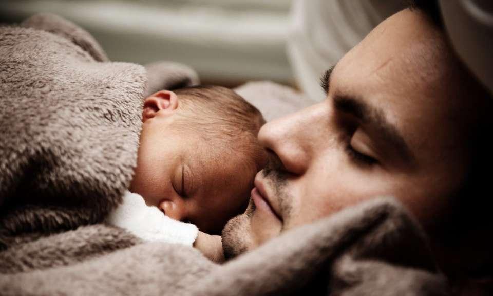 Η παρουσία του πατέρα στη ζωή του παιδιού δεν είναι απλά σημαντική αλλά αναγκαία.