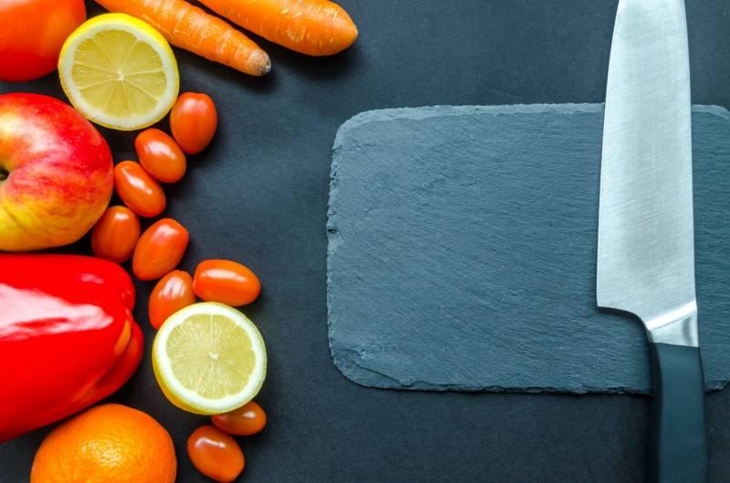 Οργανωθείτε καλύτερα κόβοντας και ετοιμάζοντας από πριν τα λαχανικά σας ώστε να είναι άμεσα διαθέσιμα όταν πεινάσετε.