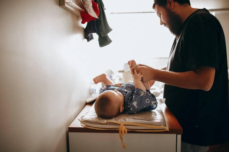 Ο σωστός καθαρισμός του μωρού