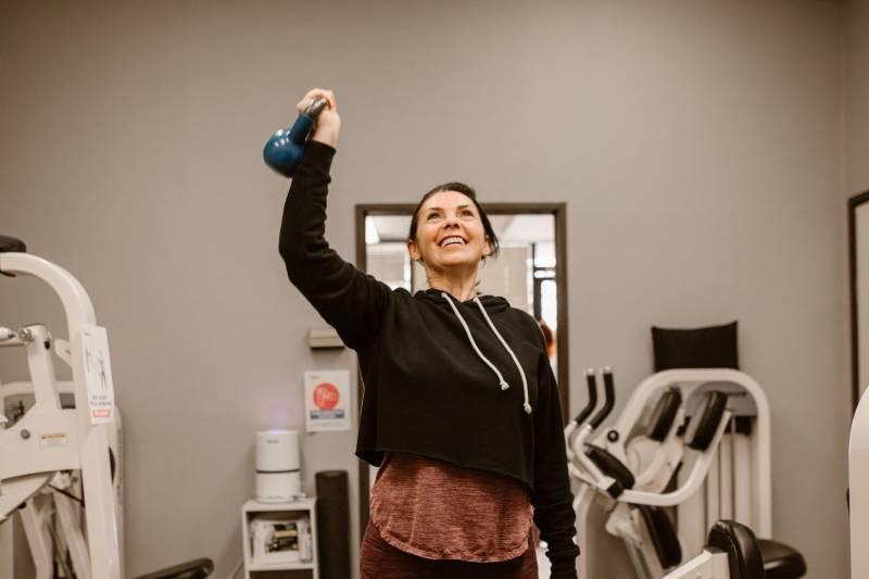 Σωματική άσκηση κατά την εμμηνόπαυση