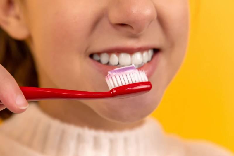 Βούρτσισμα των δοντιών