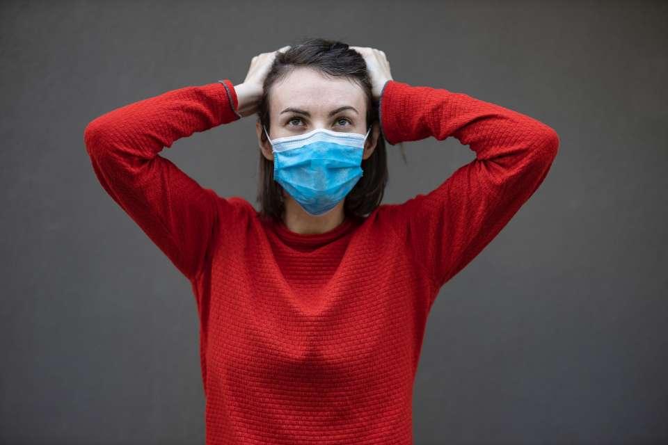 Μάσκα και δυσάρεστη αναπνοή