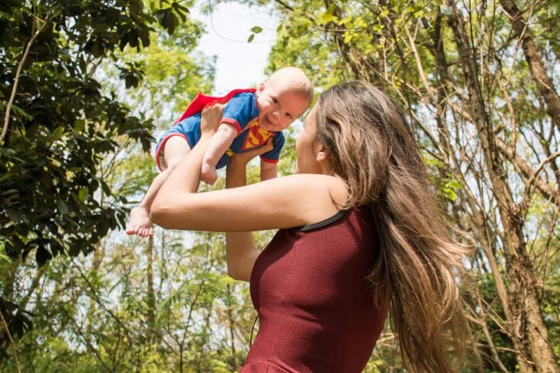 Μητρότητα και απώλεια κιλών εγκυμοσύνης