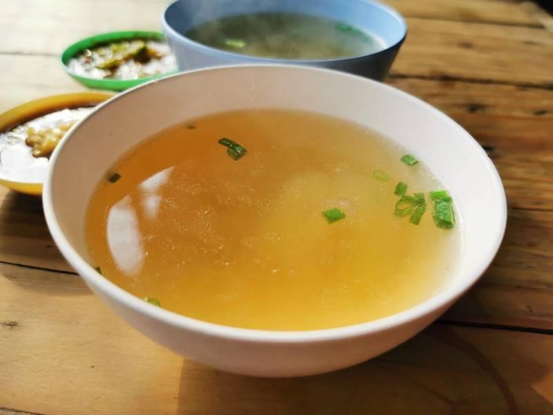 Σούπα για τη γαστρεντερίτιδα