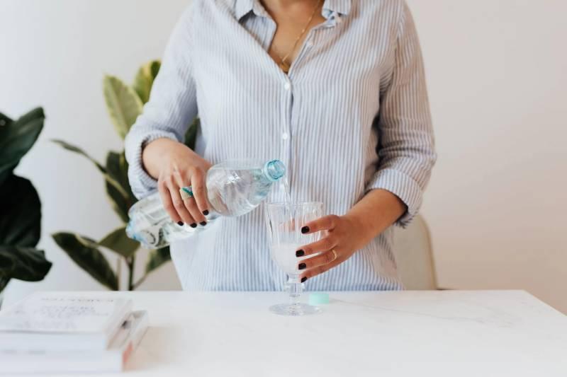 Πίνετε νερό