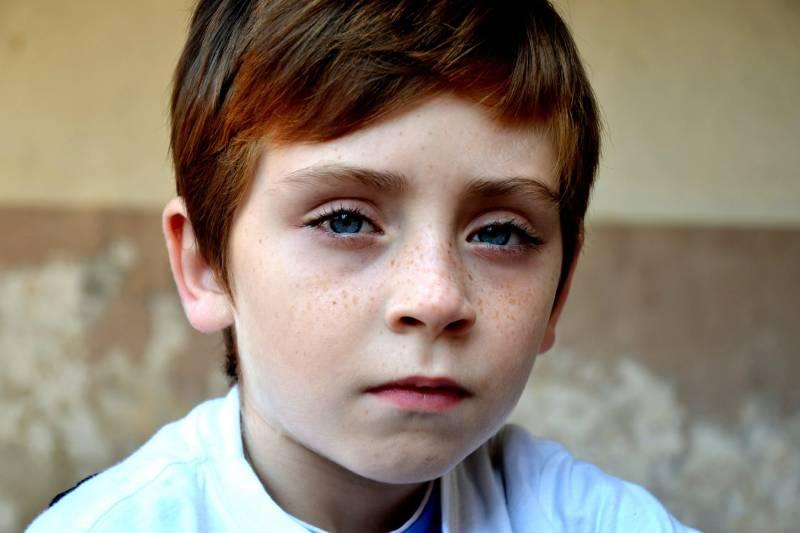 Πρόβλημα όρασης στην παιδική ηλικία