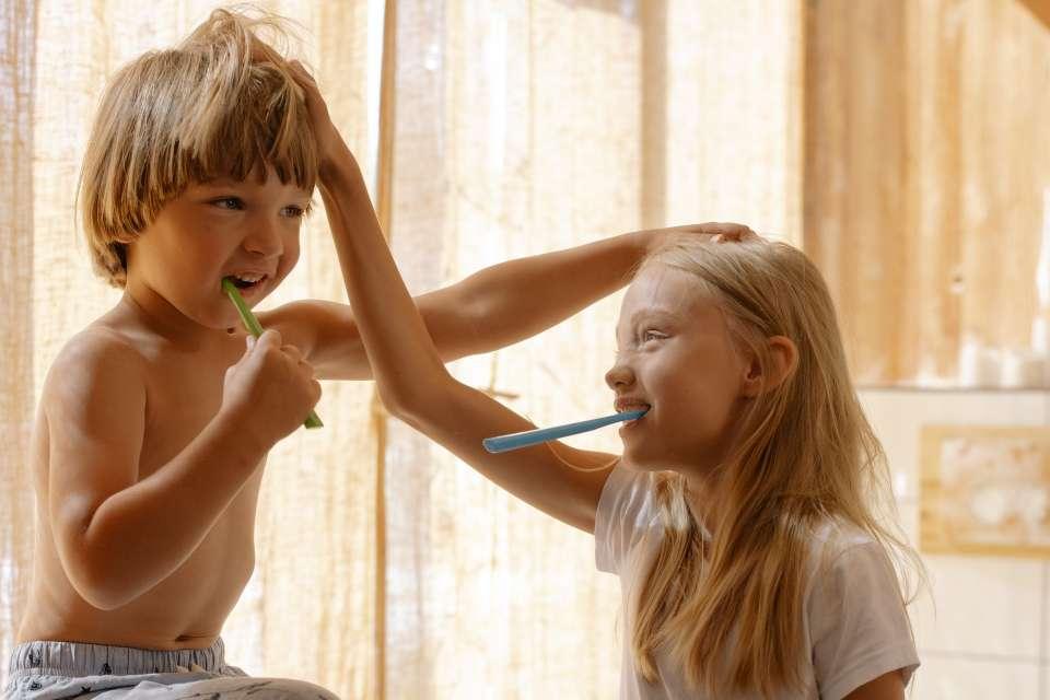 Φροντίδα των παιδικών δοντιών