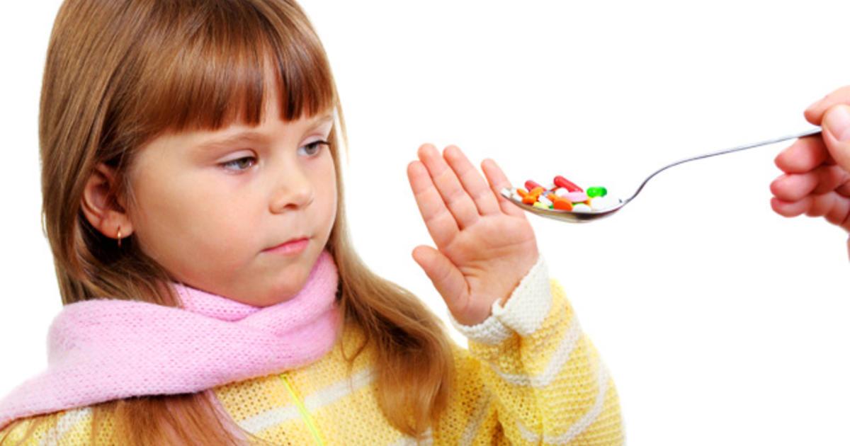 Οι Χρυσοί Κανόνες της Χορήγησης Φαρμάκου στα Παιδιά