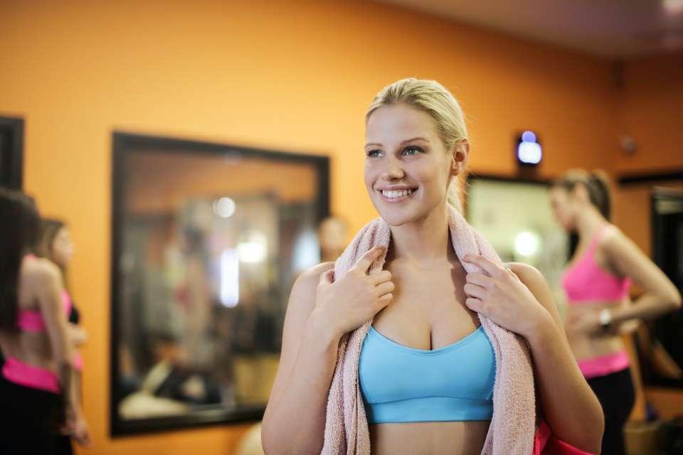 Γυμναστήριο και φροντίδα επιδερμίδας
