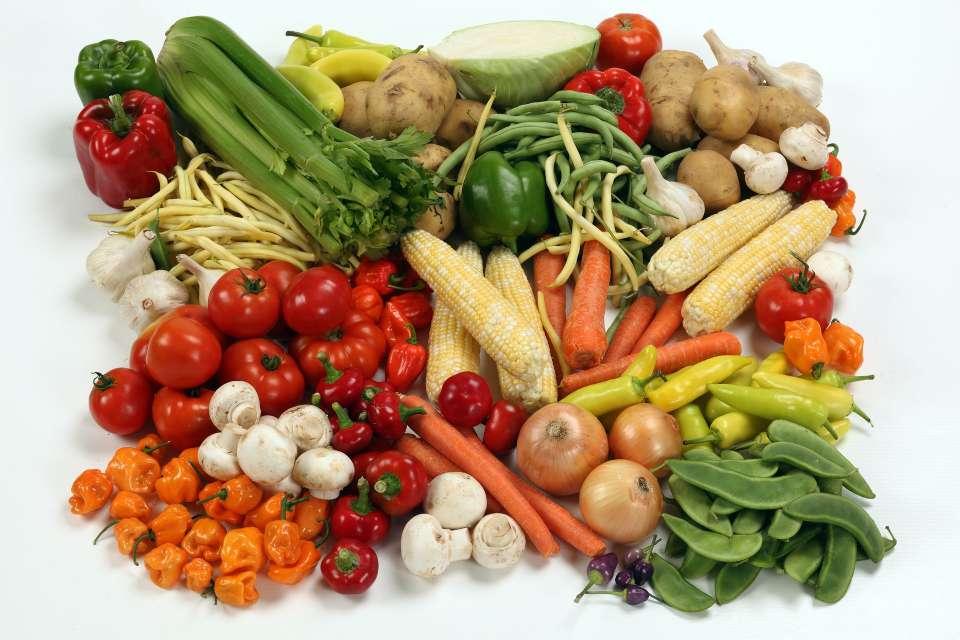 Τα λαχανικά στη διατροφή