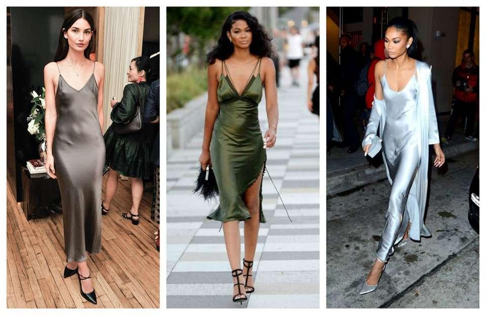 Αυτός Είναι ο πιο Κομψός Τρόπος για να Φορέσεις το Slip Dress σου