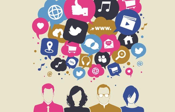 Social Media - Εκτόξευση των Ενεργών Ελλήνων Χρηστών