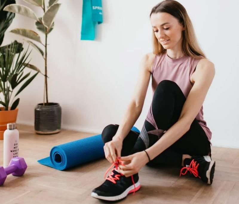 Γυμναστική για όμορφα πόδια