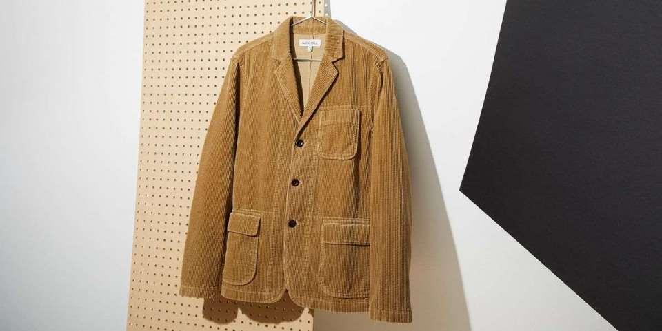 Πώς θα Φορέσεις Σωστά το Κοτλέ Blazer