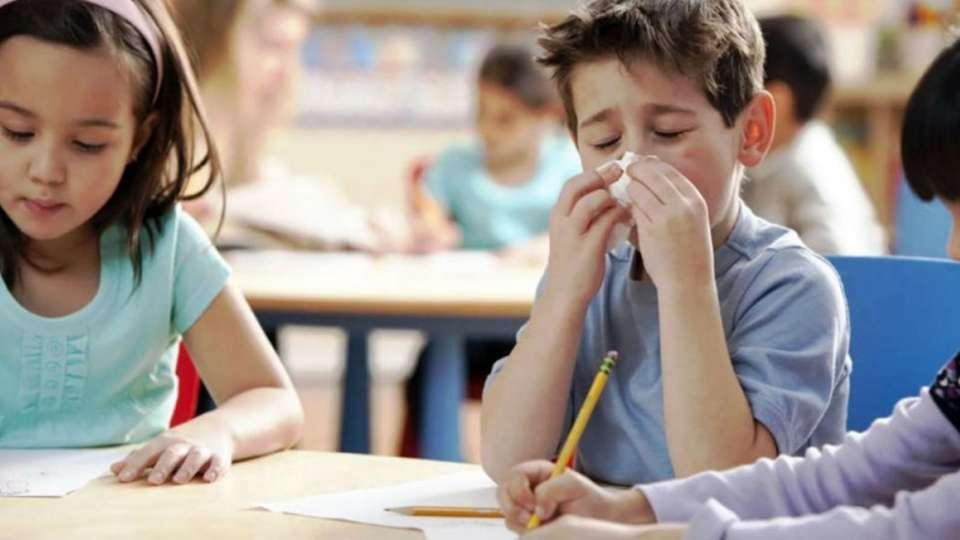 Πώς να Προφυλάξουμε τα Παιδιά από τη Γρίπη;