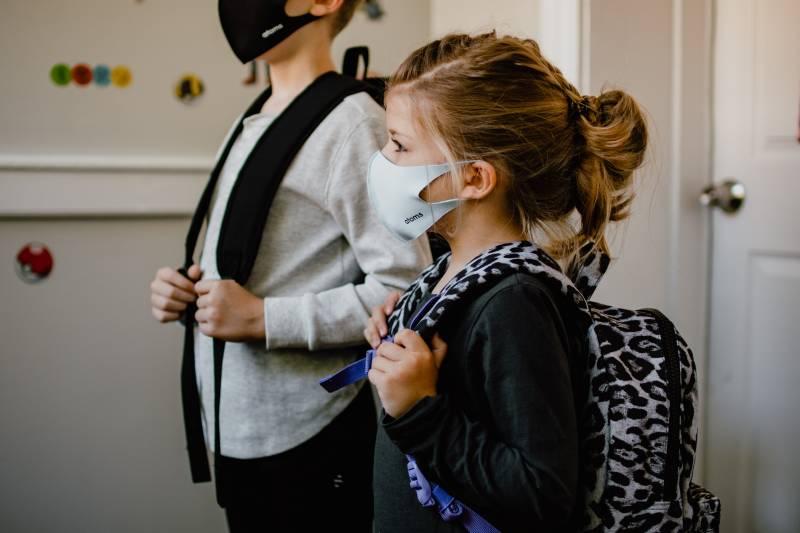 Παιδική μάσκα